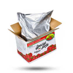 Pulpes de tomates Bag in box 10L (1,5,10)